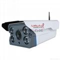 超广角鱼眼摄像机(有源)130万像素960P | 无线监控工程   3