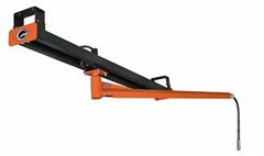 轨道悬臂系统