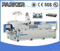 4 Axis Aluminum profile CNC Machining center for Curtain Wall