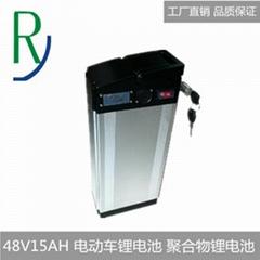 E能48V15Ah电动车动力电池