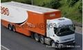 TNT Express China Hongkong pick up
