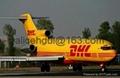 DHL express Service offer China Hongkong