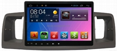 Android system 5.1 Car dvd for Toyota Corolla EX