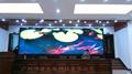 廣州偉源LED室內全彩色顯示屏
