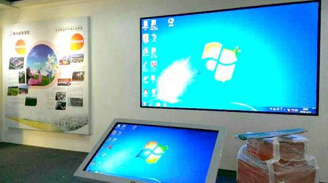 廣州偉源LED室內全彩色顯示屏  4