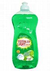 factory price green apple dish washing liquid detergent