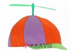 今年新品 螺旋槳帽子