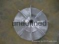 风机叶轮高温耐磨涂层