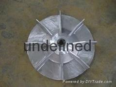 風機葉輪高溫耐磨塗層