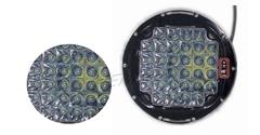 New 320w 9inch Black round cree led driving light ,led off road light led work l