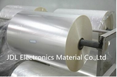 Simultaneously Stretching Capacitor PP Film