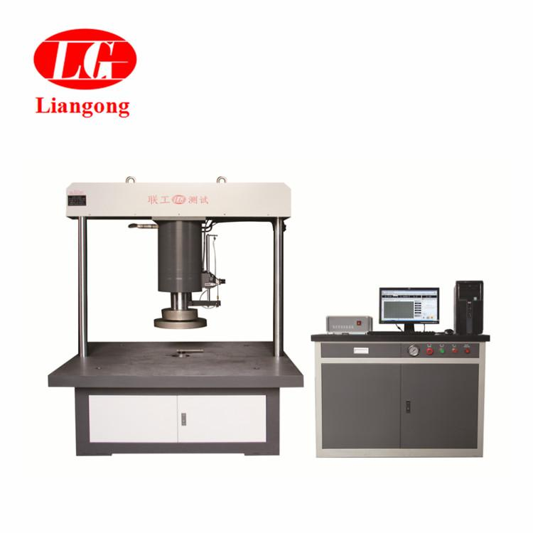 1000kN Hydraulic Servo Control Compression Tester for Well Cover