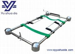Casket lowering device