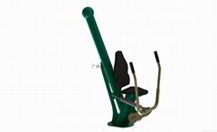 outdoor equipment fitness equipment chest press