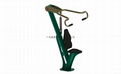outdoor equipment fifness equipment The High Pulley