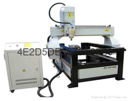 中工機械 ZG-50100S立體雕刻機 1