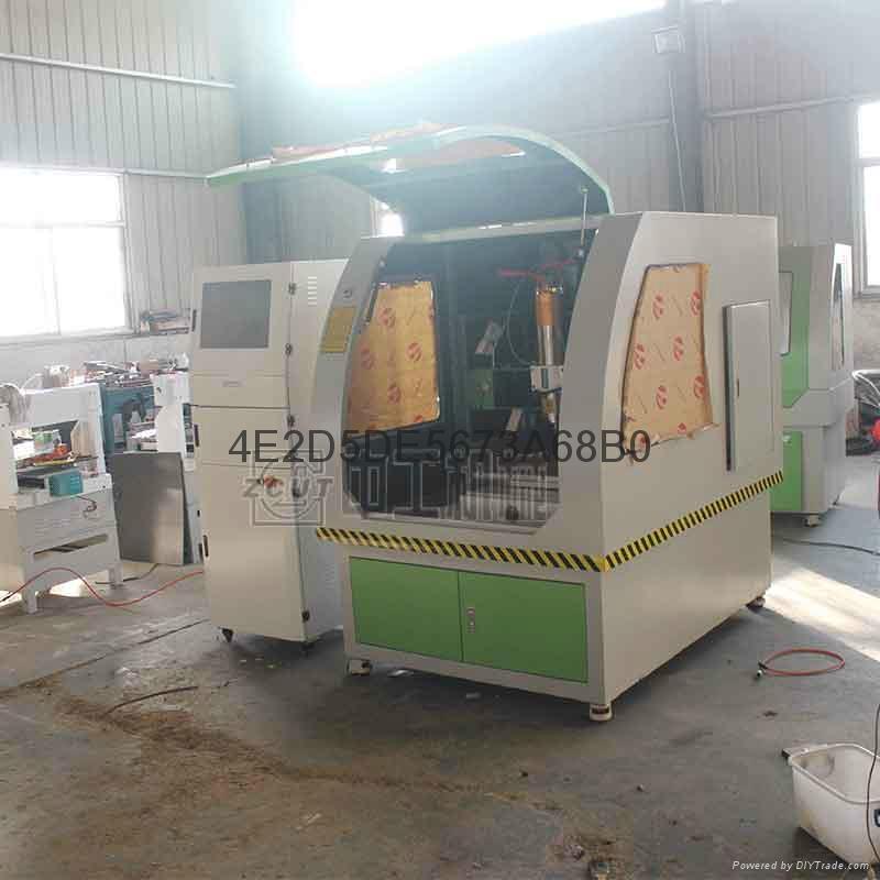 中工機械 S600金屬雕刻機 4