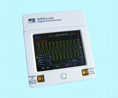 DSO112 Pocket Oscilloscope w/ touch panel