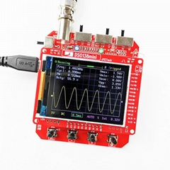 DSO138mini數字示波器模塊