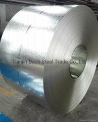 Q195 Q235 Q345 GI Ga  anized Steel Strip