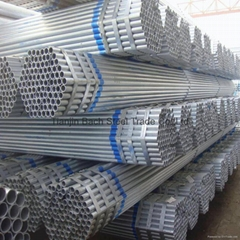 GI Galvanized Round Steel Pipe for Greenhouse