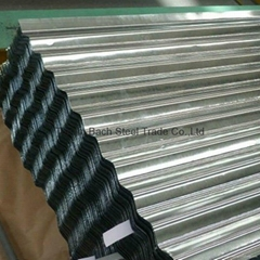 ga  anized steel corrugated roofing materials