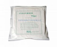 .Cleanroom Wiper