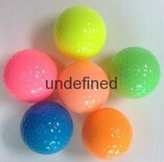 彩色比賽球