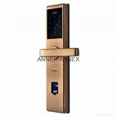 Fingerprint lock products securam bsl 0601a biometric Biometric door lock