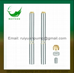 3 Inches Cheap Copper Wire High Quality Deep Well Pump Submersible Water Pump (3