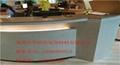 人造石/石英石柜台 咨询台  前台台面 医院前台台面 2