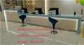 人造石/石英石櫃台 咨詢台  前台台面 醫院前台台面 3