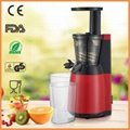 Electric healthy vegetable juicer with