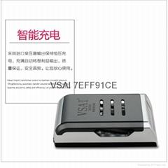 供应VSAI正品电池液晶充电器