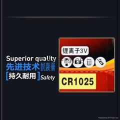 供应VSAI正品纽扣锂电池CR1025