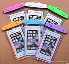 Waterproof Pouch Case Cover Bag For iPhone for samsung for LG for Sony for htc