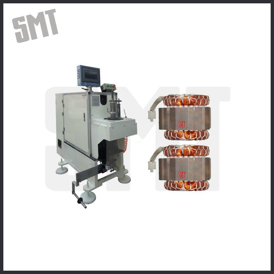 SMT Washing Machine Motor Winding Coil Lacing Machine 1