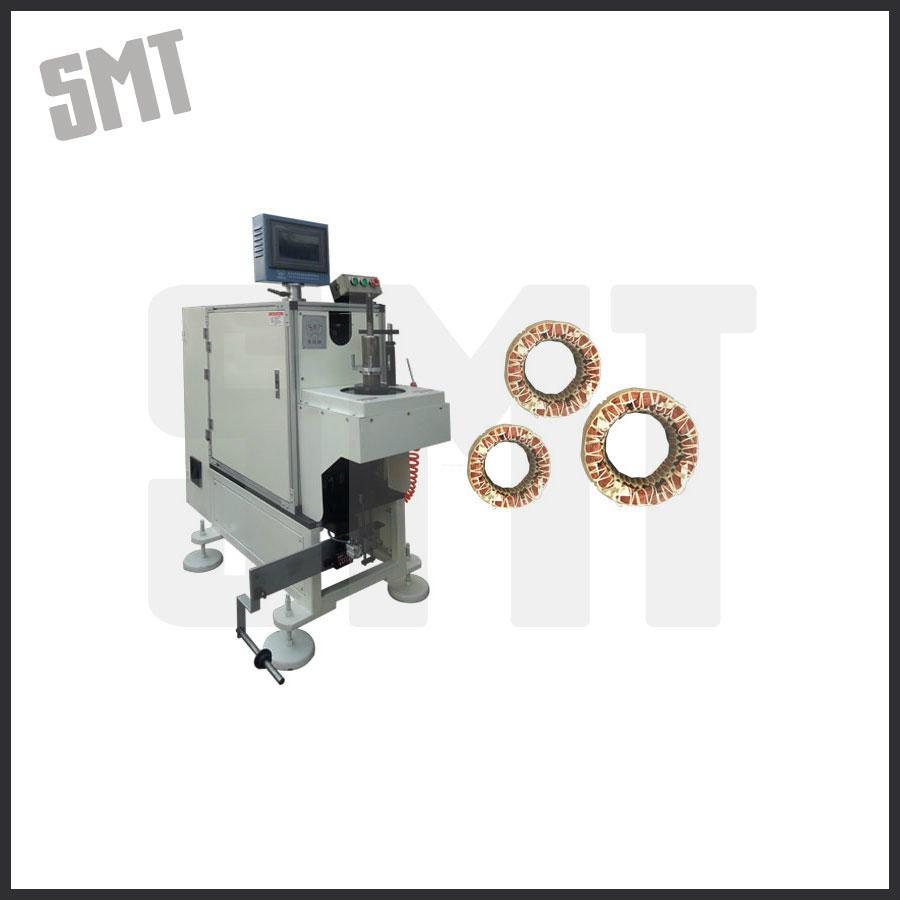 SMT Washing Machine Motor Winding Coil Lacing Machine 2