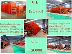 rubber Converyer belt production line
