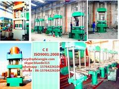 Downward Stroke Hydraulic Press / Vulcanizing Press