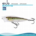 Angler select top school fish water lipless fishing lure for Pure fishing inc