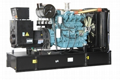 On sale! original Korean Doosan Silent Type diesel generator set
