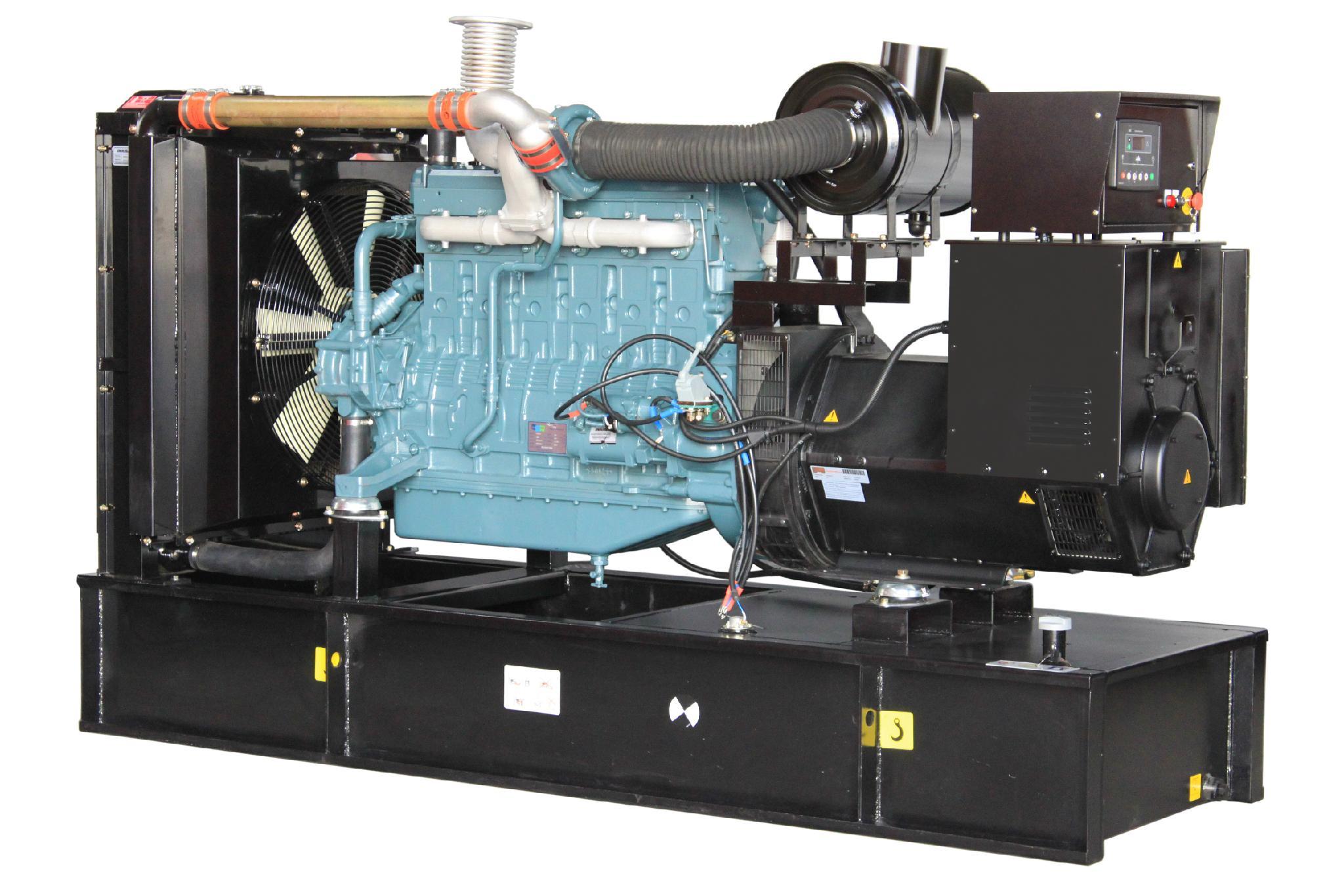 sale original Korean Doosan Silent Type sel generator set
