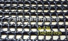 KBD-A1-011寧波科寶達PVC滴塑網格布蹦床面料