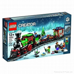 Lego 10254 Winter Village Holiday Train