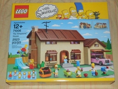 Lego 71006 The Simpsons House Exclusive Set