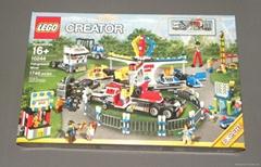 Lego 10244 Creator Fairground Mixer Set