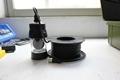 74mm diameter waterproof fishing camera