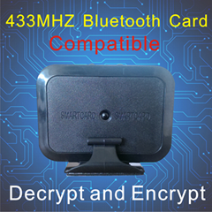 long distance 433mhz active bluetooth card for Smart Parking System