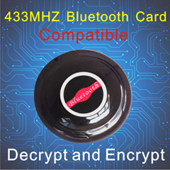Long distance 433mhz active bluetooth rfid tag